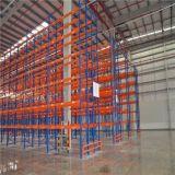 Sistema de acero del tormento de la plataforma del almacenaje del almacén resistente