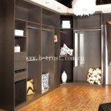 Weiches Oberflächensupermatt-Holz Belüftung-lamellenförmig angeordnete Folie/Film für Möbel/Schrank/Wandschrank/Tür Htd027