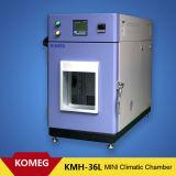 Máquina de teste climática da umidade da temperatura da câmara ambiental