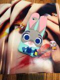 جذّابة مجنون حيوانيّ رسم متحرّك أرنب [جودي] سليكوون حالة لأنّ [إيفون6]