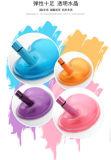 Almofada de pulso do gel com muitas cores