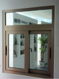 Scivolamento del Opening Window con Double Glazing Glass