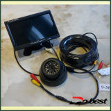 버스 Rearview CCTV 모니터 시스템