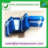 Décoratif avancé a annoncé la caisse d'emballage de collier de boucle de bijou