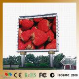 Im Freien LED Bildschirm des P10mm farbenreicher Verkehrsschild-