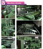 Effiency elevado Perforating Bag em Roll Machine Garbage Bag Machine