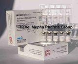 Gluta 600mg Injectable Whitening o tubo de ensaio cosmético & grande do efeito 10 dentro da injeção da glutatione