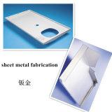 Processamento de chapa metálica de tamanho grande com tratamento de superfície (GL026)