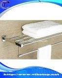 Tipo fissato al muro cremagliera dell'acciaio inossidabile della stanza da bagno di alta qualità di tovagliolo