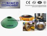 Kegel-Zerkleinerungsmaschine-Ersatzteil-gute Qualität konkav und Umhang