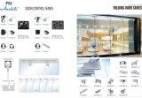 Pista di portello di alluminio di piegatura di alta qualità Td-8700A-15