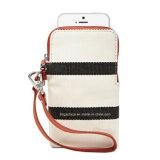 Популярное портмоне Designable портмон женщин способа бумажника холстины повелительниц