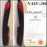 Cepillo de pelo eléctrico con la certificación de la FCC RoHS del Ce (NASV300)