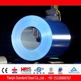 De Kleur Met een laag bedekte Rol Ral 5024 van het Staal PPGI het Blauw van de Pastelkleur