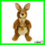 ODM van 15cm Stuk speelgoed van de Reeks van de Pluche van de Versie van het Product Q het Dierlijke Zachte Gevulde Leuke Schapen Gevormde