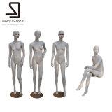 Pleins mannequins de fuselage de femme