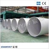 (TP304H, TP309H, TP310H) pipe soudée de l'acier inoxydable A312