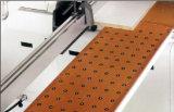 El vector de desplazamiento de madera de la precisión que intercambiaba el panel vio la máquina