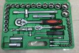 Ремонт 99PC автомобилей Ящик для инструментов с Набор торцевых головок, Auto Repair Tool Kit