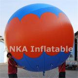 globo barato comercial inflable rojo gigante de los 3m