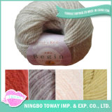 Personalizado Multi-Ply Weaving Knitting Acrílico Lã Fios fantasia