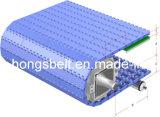 Correia transportadora modular para ondulado com certificado do FDA