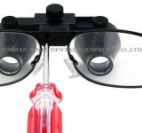 Het tand Titanium Loupe van de Vergroting van het Vergrootglas 3.5X Tand Optische