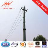 33kv Übertragung galvanisierte Energie Pole