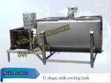 tanque refrigerar de leite da U-Forma 1500L (tanque superior aberto refrigerar de leite)