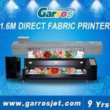 принтер сублимации печатание ткани полиэфира флага 1.6m
