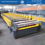 Rolle, die Maschine mit 5 Tonnen Decoiler bildet