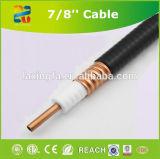 50 cable coaxial del halógeno 7/8 inferiores del humo del ohmio con precio competitivo