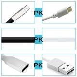 Линия телефона USB лапшей зарядный кабель TPE 1 m плоская микро- быстрый для Android iPhone (XSSJ-009)