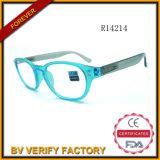 Vidrios de lectura ultrafinos de moda del marco R14214
