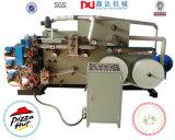 Caboteur complètement automatique de cuvette de papier d'imprimerie de couleur faisant la machine
