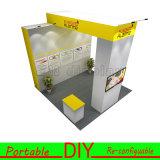 공구 휴대용 Versatile&Reusable 자유로운 전시 옥외 전람 부스