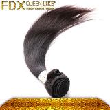 最もよい人間の毛髪の拡張ブランドのQueenlike高品質の毛