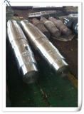 合金鋼鉄はシャフト42CrMo4 +Q/Tを造った