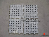 Зеленый цвет/White/Grey/Black Marble Mosaics для Interior Wall Decoration