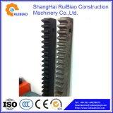 Механизм реечной передачи шестерни для подъема конструкции с верхним качеством