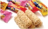 Tipo linha da barra do arroz de embalagem de alimentação automática