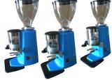 Rectifieuse de café bleue de distributeur de couleur de corps de moulage d'aluminium
