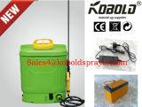 16L de Elektrische Spuitbus van de Knapzak van Kobold, de Spuitbus van de Knapzak van de Batterij van het Lithium