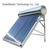 Sistema solar del calentador de agua de la presión compacta