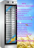Venda! ! ! Pão Proofer um aço inoxidável Proofer de Proofer da porta de vidro (WFX-15)