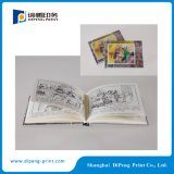 Livre d'impression couleur A4 Binding Perfect