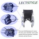 Motor esquerdo dourado Cr-6536L da cadeira de rodas do poder do esporte do compasso (outro)
