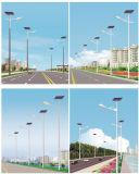 Solarder straßenlaterne10m mit 90W Solar-LED Licht
