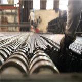 Tubo de acero destemplado negro redondo superventas Q195