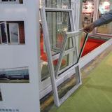 El estilo de aluminio cubierto polvo de los E.E.U.U. del perfil levanta para arriba y abajo la ventana Kz147